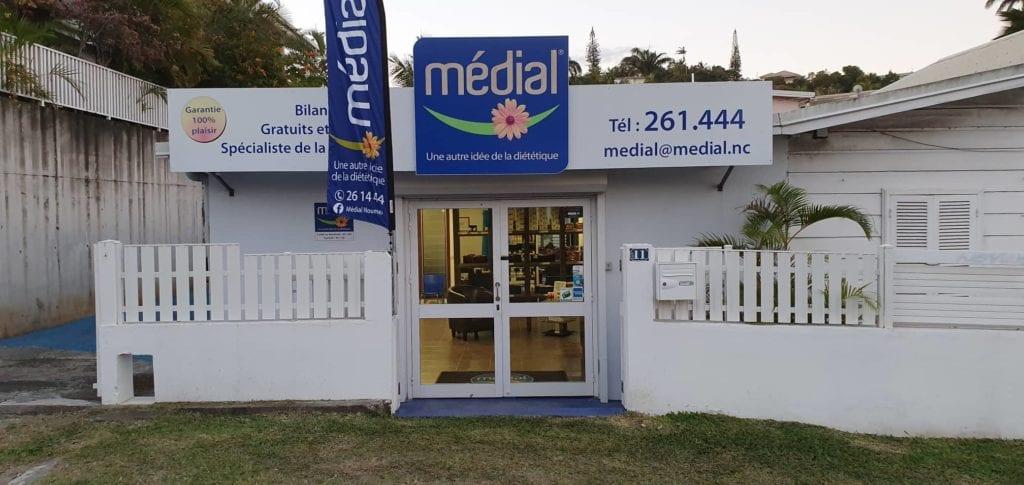 photo extérieur Médial Nouméa