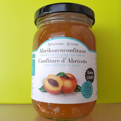 préparation artisanale d'Abricot phase 1
