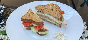 Double Club Sandwich Fraîcheur